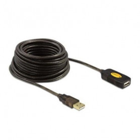 Extension Lead DELOCK 82446 USB 2.0 10 m DELOCK - 1