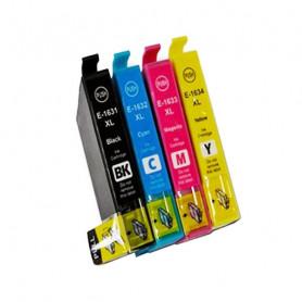 Compatible Ink Cartridge Inkoem T163 Inkoem - 1