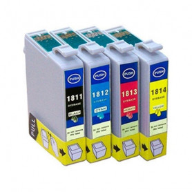 Compatible Ink Cartridge Inkoem T181 Inkoem - 1