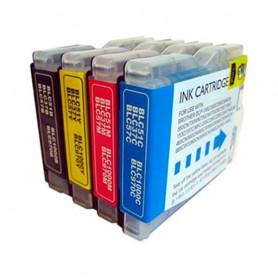 Compatible Ink Cartridge Inkoem LC970XL Inkoem - 1