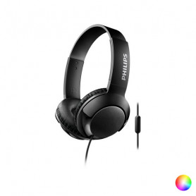 Headphones with Microphone Philips SHL3075/10 BASS+ 40 mW (3.5 mm) Philips - 1