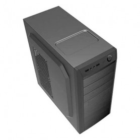 ATX Box CoolBox PCA-APC35B-1 USB 3.0 Black CoolBox - 1