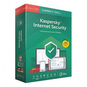 Home Antivirus Kaspersky Internet Security MD 2020 (3 Devices) Kaspersky - 1