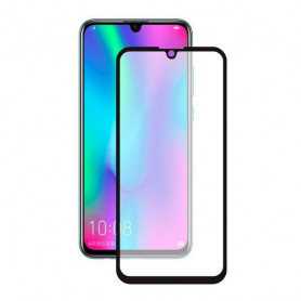 Tempered Glass Mobile Screen Protector Honor 10 KSIX Extreme 2.5D Black KSIX - 1