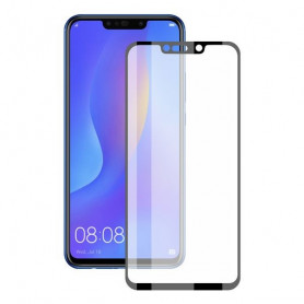 Curved Tempered Glass Screen Protector Huawei Mate 20 Pro KSIX 3D Negro KSIX - 1