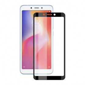 Tempered Glass Screen Protector Xiaomi Redmi 6a KSIX Full Glue KSIX - 1