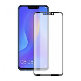 Tempered Glass Screen Protector Huawei Mate 20 Lite KSIX Full Glue KSIX - 1