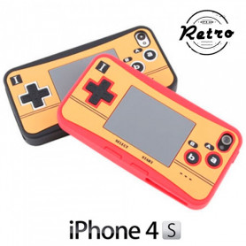 Retro Videospiel Silikonhülle für iPhone BigBuy Tech - 1