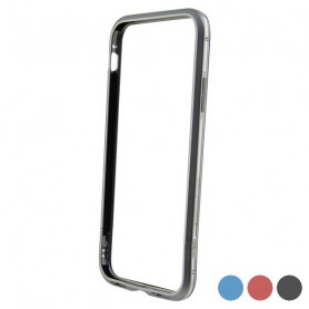Custodia per Cellulare Iphone X/xs KSIX Bumper Alluminio KSIX - 1