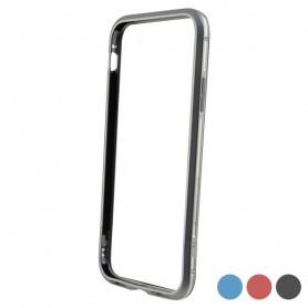Mobile cover Iphone X/xs KSIX Bumper Aluminium KSIX - 1