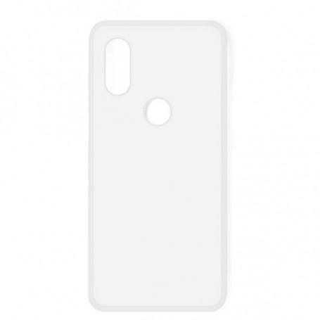Mobile cover Huawei P20 Lite KSIX Flex Transparent KSIX - 1