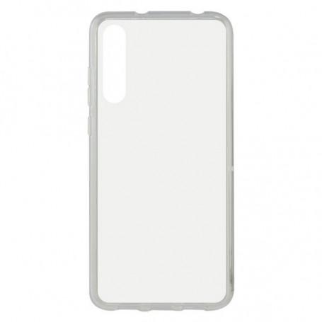 Mobile cover Huawei P20 Pro KSIX Flex Transparent KSIX - 1