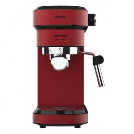 Cafetera Express de Brazo Cecotec Cafelizzia 790 Shiny 1,2 L 20 bar 1350W Rojo Cecotec - 1