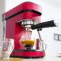 Express Manual Coffee Machine Cecotec Cafelizzia 790 Shiny 1,2 L 20 bar 1350W Red Cecotec - 5