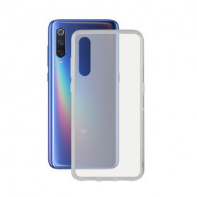 Handyhülle Xiaomi Mi 9 KSIX Flex TPU Durchsichtig KSIX - 1
