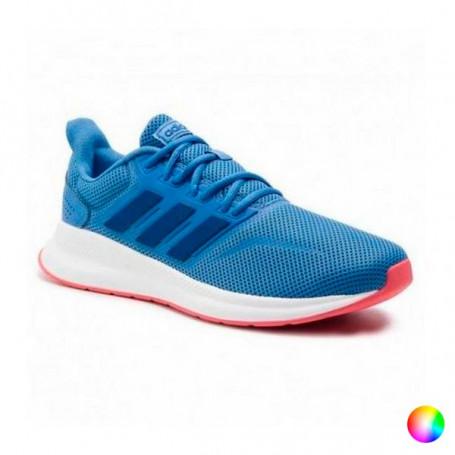 Chaussures de Sport pour Enfants Adidas Runfalcon Couleur Noir ...