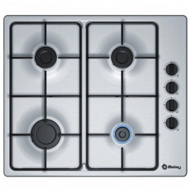 Gas Hob Balay 3ETX464MB 60 cm 60 cm Stainless steel (4 Stoves) Balay - 1