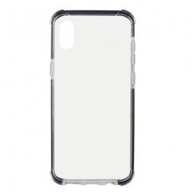 Mobile cover Iphone Xr KSIX Flex Armor Transparent KSIX - 1