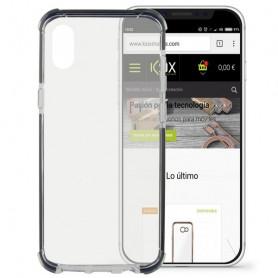 Mobile cover Iphone X KSIX Flex Armor Transparent KSIX - 1
