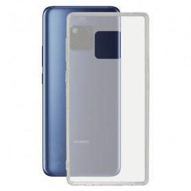 Mobile cover Huawei Mate 20 Pro KSIX Flex Transparent KSIX - 1
