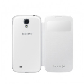 Custodia Folio per Cellulare Samsung Galaxy S4 i9500 Bianco Samsung - 1