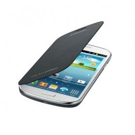 Handyhülle mit Folie Samsung Galaxy Express I8730 Grau Samsung - 1
