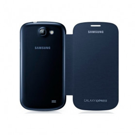 Handyhülle mit Folie Samsung Galaxy Express I8730 Blau Samsung - 1