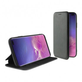 Custodia Folio per Cellulare Galaxy S10 Plus KSIX Lite Nero KSIX - 1