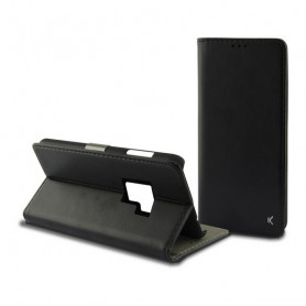 Handyhülle mit Folie Galaxy S9 Plus KSIX Slim Schwarz KSIX - 1
