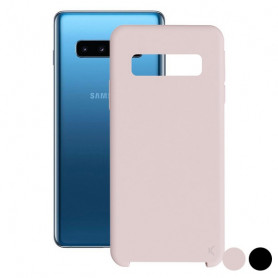 Mobile cover Samsung Galaxy S10+ KSIX KSIX - 1