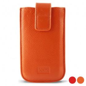 Mobile cover KSIX Leather KSIX - 1