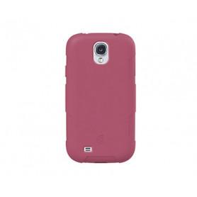 Handyhülle Samsung Galaxy S4 Griffin Flexgrip Silikon Pink Griffin - 1