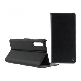 Custodia Folio per Cellulare Huawei P 20 KSIX Nero KSIX - 1