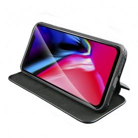 Handyhülle mit Folie Iphone X KSIX Executive Schwarz KSIX - 1