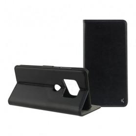 Folio Mobile Phone Case Huawei Mate 20 KSIX Black KSIX - 1