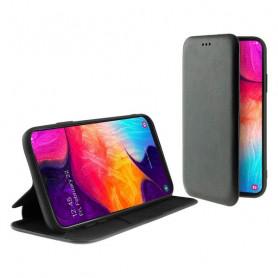 Folio Mobile Phone Case Galaxy A50 KSIX Black KSIX - 1