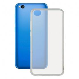 Mobile cover Redmi Go KSIX Flex Transparent KSIX - 1