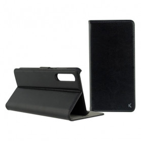 Handyhülle mit Magnetverschluss Xiaomi Mi9 KSIX Schwarz KSIX - 1