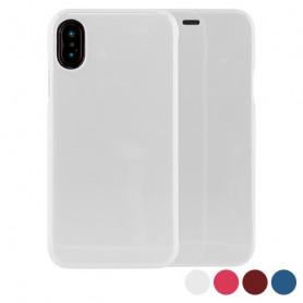 Handyhülle mit Folie Iphone X/xs KSIX Hard Case KSIX - 1