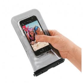 Mobile cover KSIX Transparent (Immersible) KSIX - 1