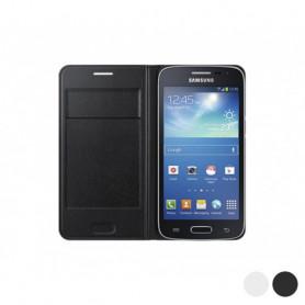 Flip Wallet für Galaxy Core LTE G386F Samsung Samsung - 1