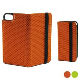 Handyhülle mit Folie und Gummizug Iphone 7 Plus KSIX Sport KSIX - 1