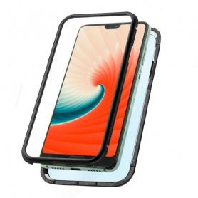 Custodia per Cellulare Huawei P20 KSIX Magnetic (2 Pcs) KSIX - 1