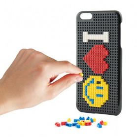 Funda para Móvil Iphone 7 Plus KSIX Play Block Negro KSIX - 1