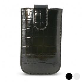 Universal Mobile Case KSIX Gold Groco (Size l) KSIX - 1