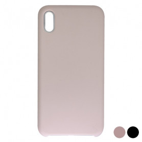Mobile cover Iphone Xs Max KSIX Soft Silicone KSIX - 1