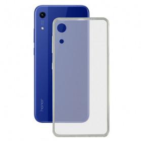 Mobile cover Honor 8a KSIX Flex TPU Transparent KSIX - 1
