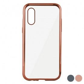 Handyhülle Iphone X/xs KSIX Flex Metal TPU Flexibel KSIX - 1