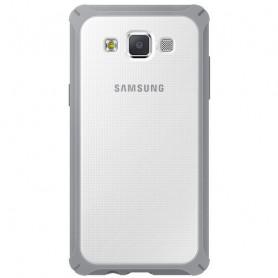Funda para Móvil Samsung Galaxy A3 Transparente Gris Samsung - 1