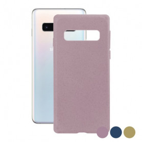 Mobile cover Samsung Galaxy S10 KSIX Eco-Friendly KSIX - 1